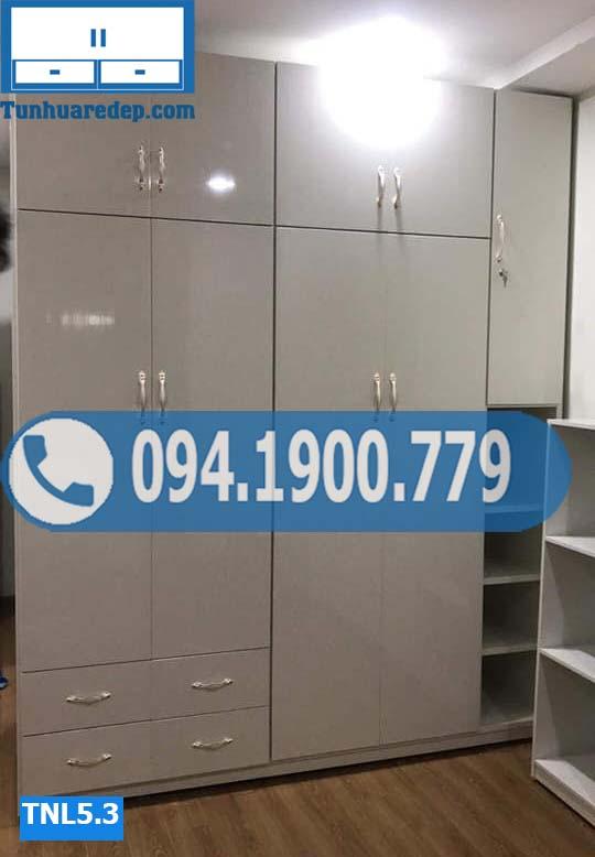 địa chỉ bán tủ nhựa quần áo 5 buồng giá rẻ