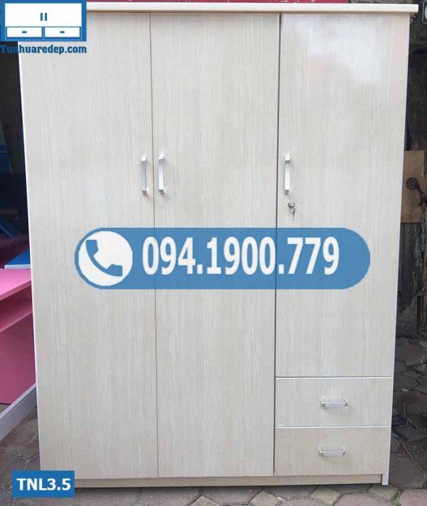 mua tủ nhựa 3 cánh giá rẻ nhất Hà Nội