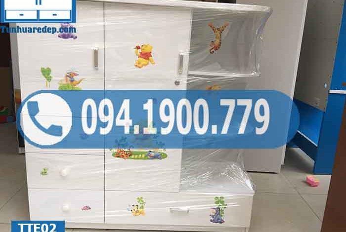 Top 5 mẫu tủ nhựa quần áo trẻ em giá rẻ được mua nhiều 2020