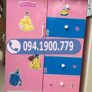 tủ nhựa đựng quần áo trẻ sơ sinh
