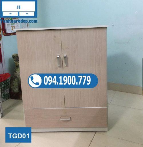 tủ nhựa đựng giầy dép TGD01