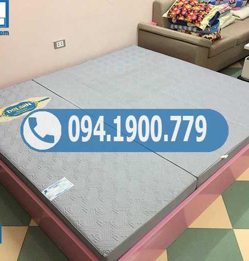 Giường ngủ bằng nhựa Đài Loan không tựa GN02