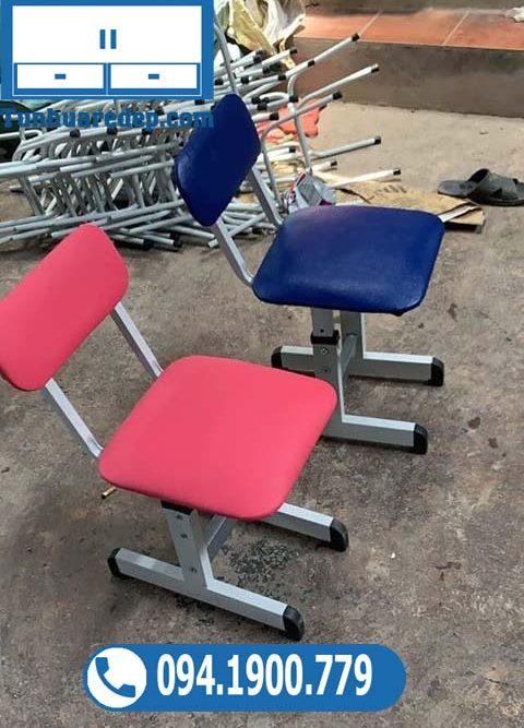 Ghế tăng chỉnh chiều cao cho trẻ em(chỉ bán kèm bàn học)